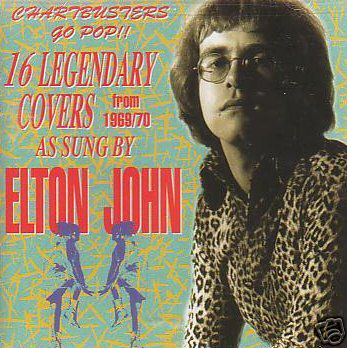 Elton John - 16 legendary covers