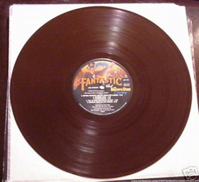 Captain Fantastic - brown vinyl