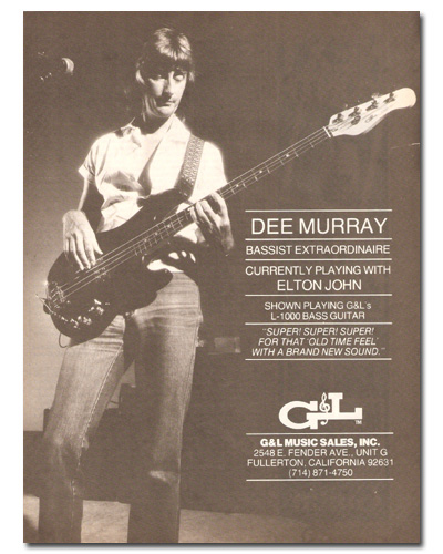 Dee Murray