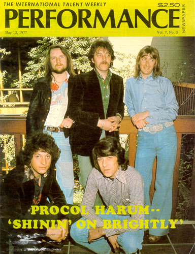Dee Murray - Procol Harum
