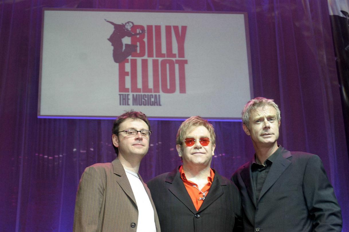Billy Elliot premiere in London