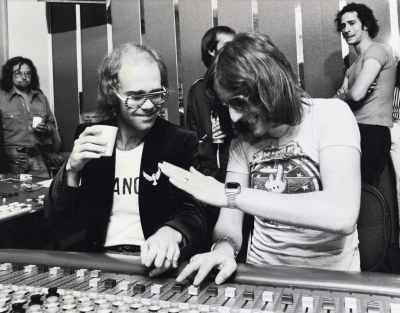 Elton John -Gus Dudgeon
