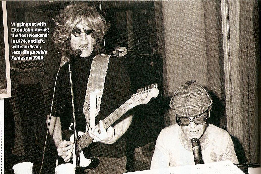 Elton John - John Lennon