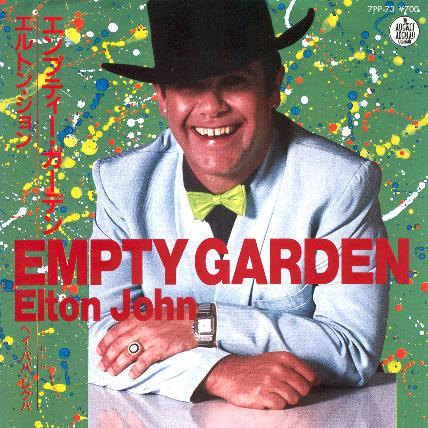 elton john empty garden hey hey johnny 1982 mo cani l 39 od onie