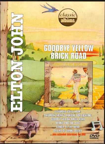 Goodbye Yellow Brick Road DVD