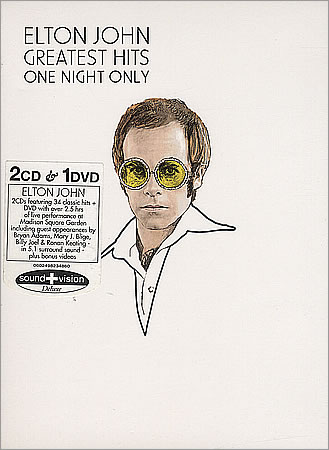 One Night Only   CD + DVD