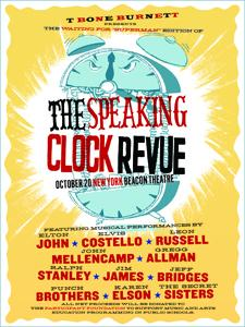 Speaking Clock Revue